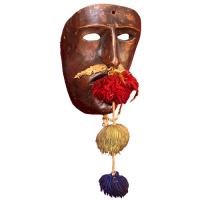 Máscara de Tastoan, Los Tastoanes, Zacatecas México