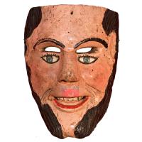 Máscara de Viejito, Danza de los Viejitos, Michoacán México