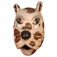 Máscara de Perro, Carnaval, Hidalgo México
