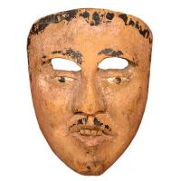 Máscara de hombre, Carnaval, Puebla México