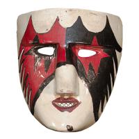 Máscara del Cojo, El Pochó, Tabasco México