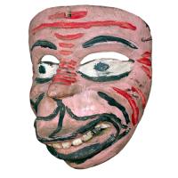 Máscara de Loco, Los Ochos Locos, Guerrero México