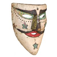 Máscara de Charro, Carnaval, Tabasco México