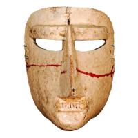 Máscara de Archileo, Danza de los Archileos, Guerrero México