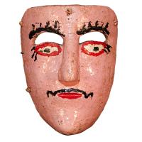 Máscara de Manuel, Danza de los Manueles, Guerrero México
