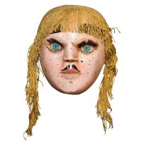 Máscara de Mampo o Chore, Carnaval, Chiapas México