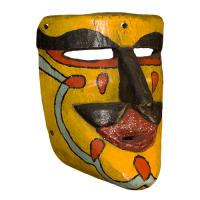 Máscara de Charro, Carnaval, Veracruz México