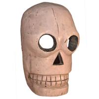 Máscara de Muerte, Carnaval, Hidalgo México