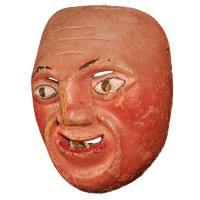 Máscara de Viejito, Los Viejitos, Michoacán México