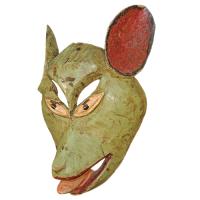 Máscara de Lobo, Carnaval, Veracruz México
