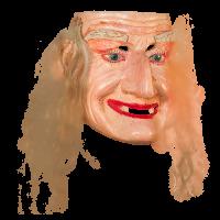 Máscara de Viejo, Los Viejos, Michoacán México