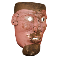Máscara de Pilato, Moros y Cristianos, Veracruz México