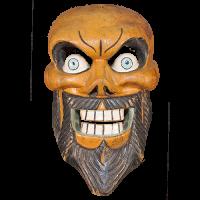 Máscara de Muerte, Carnaval, Veracruz México