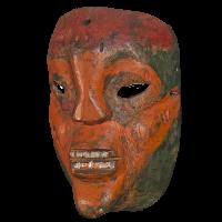 Máscara de Xantolo, Todos Santos(día de muertos) Hidalgo México