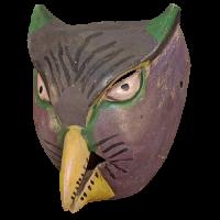 Máscara de Búho, Carnaval, Veracruz México