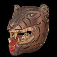 Máscara de Jaguar, Carnaval, Veracruz México