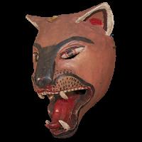 Máscara de Puma, Carnaval, Hidalgo México
