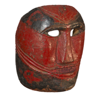 Máscara de Xantolo, Todos Santos(día de muertos), Hidalgo México