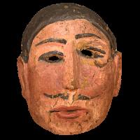 Máscara de Moro, Carnaval, Veracruz Mexíco