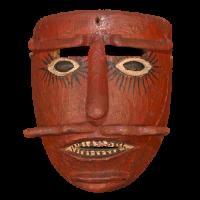 Máscara de Chilolo, Los Chilolos, Oaxaca México
