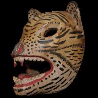 Máscara de Jaguar, Carnaval, Hidalgo México