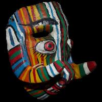 Máscara de Chivo, Los Chivos, Guerrero México