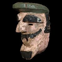 Máscara de Viejo, Carnaval, Veracruz México