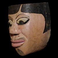 Máscara de Hombre, Carnaval, Veracruz México