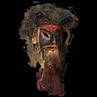Máscara de Diablo, Pastorela, Jalisco México