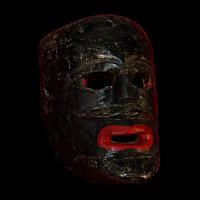 Máscara de Negro, Los Negros, Veracruz México