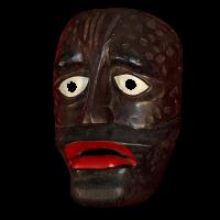 Máscara de Garrabacero, David y Goliat, Tabasco México
