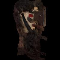 Máscara de Conquistador, Danza de la Conquista, Veracruz México