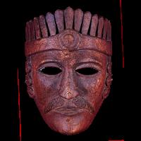 Máscara de Comanche, Carnaval, Hidalgo México