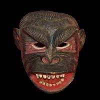 Máscara de Orangután, Carnaval, Veracruz México