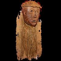 Máscara de Viejo, Baila Viejo, Tabasco México