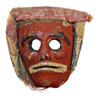 Máscara de Muerte, Tres Potencias, Guerrero México