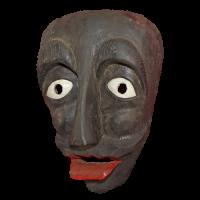 Máscara de Goliat (muerto) David y Goliat, Tabasco México
