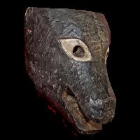 Máscara de Oso, Carnaval, Veracruz México