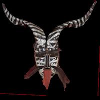 Máscara de Diablo, Carnaval, Querétaro México