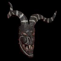 Máscara de Diablo, Carnaval, Puebla México