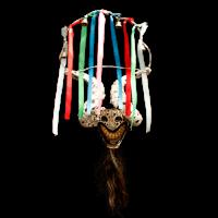 Máscara de Chivo, Carnaval, Hidalgo México