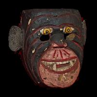 Máscara de Orangután, Carnaval, Puebla México