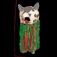 Máscara de Lobo, Los Tecuanes, Guerrero México