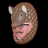 Máscara de Armadillero, Carnaval, Veracruz México