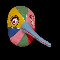 Máscara de Colibrí, Carnaval, Hidalgo México